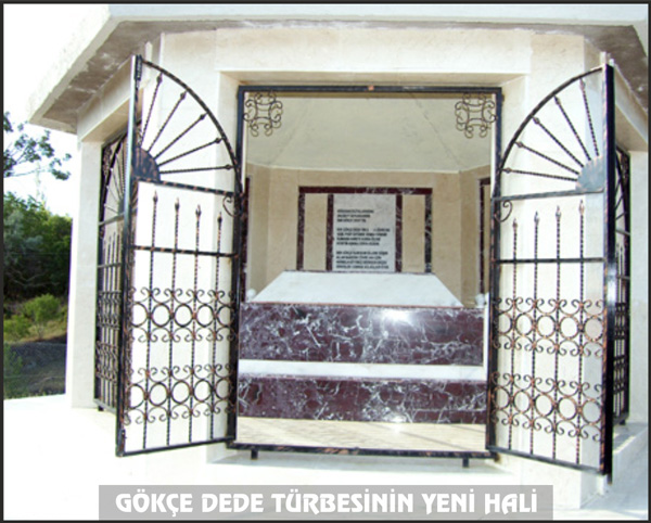 Halil Dede Türbesi Yozgat
